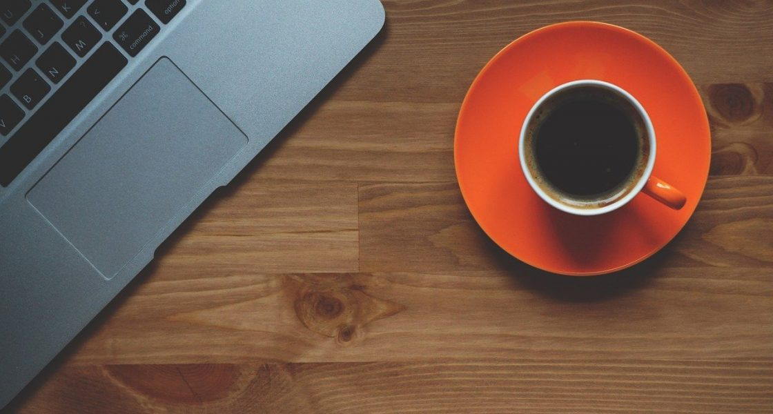 cup of coffee, laptop, office-1280537.jpg