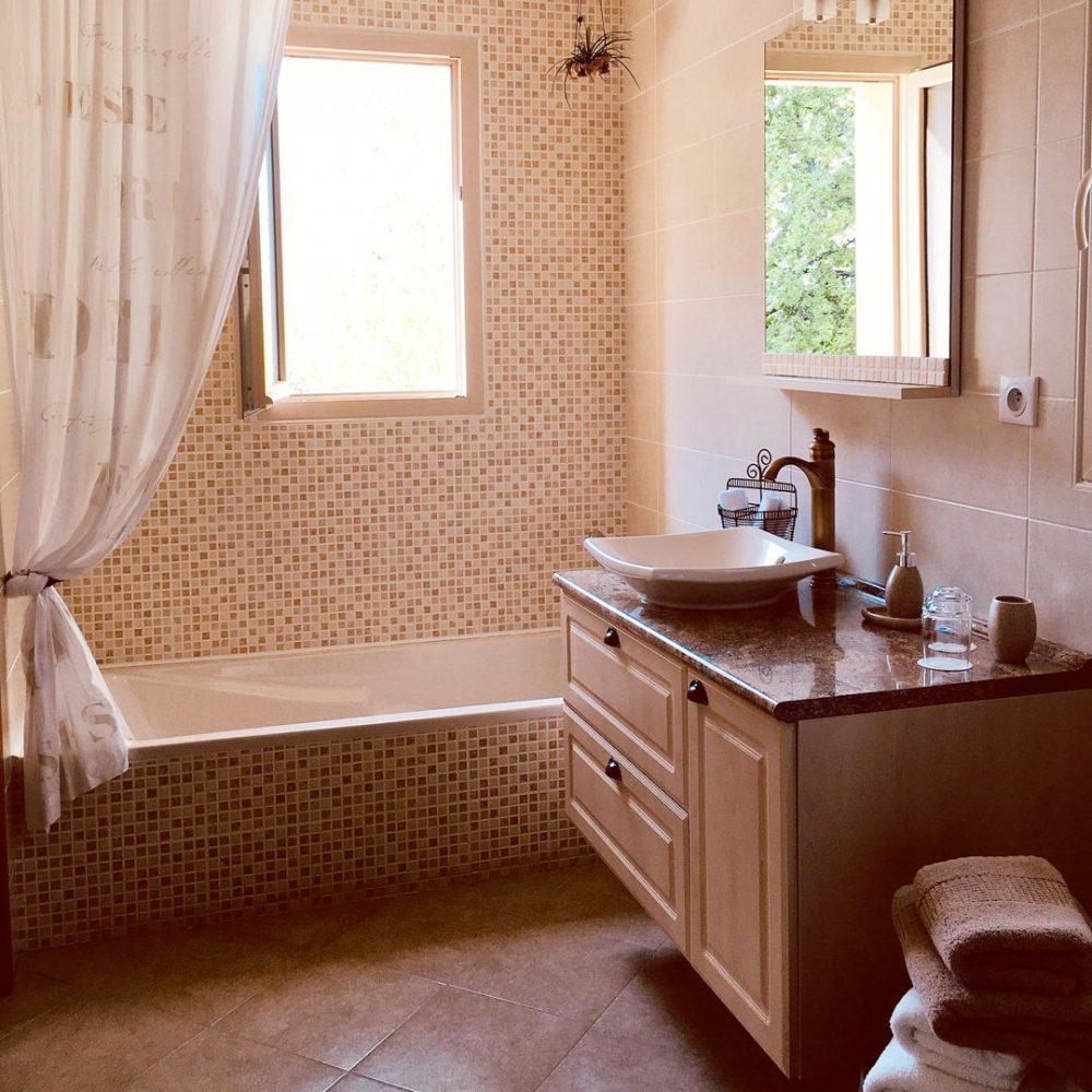 Chambre d'hôtes à Sarlat avec piscine terrasse privative